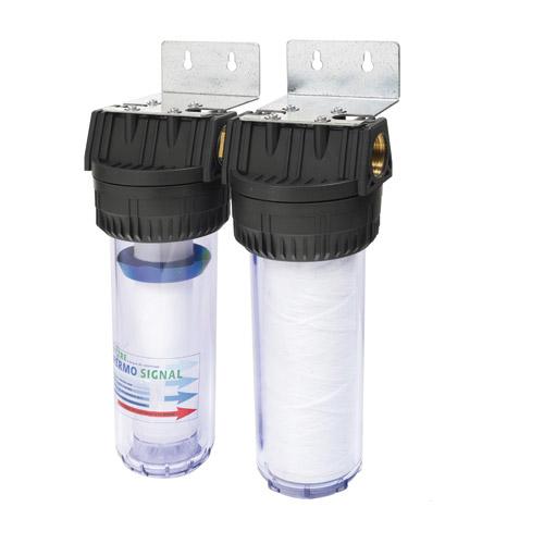 Installation anticalcaire adoucisseur cleantube - Adoucisseur d eau pour maison ...